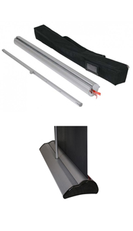 Dealmaker Retractable Banner Stand Signs Of Seattle