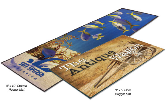 Floor Graphic Mats
