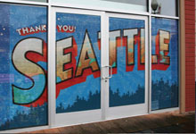 Signs of Seattle Window Graphics