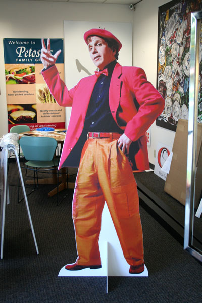 Life Size Stand-up