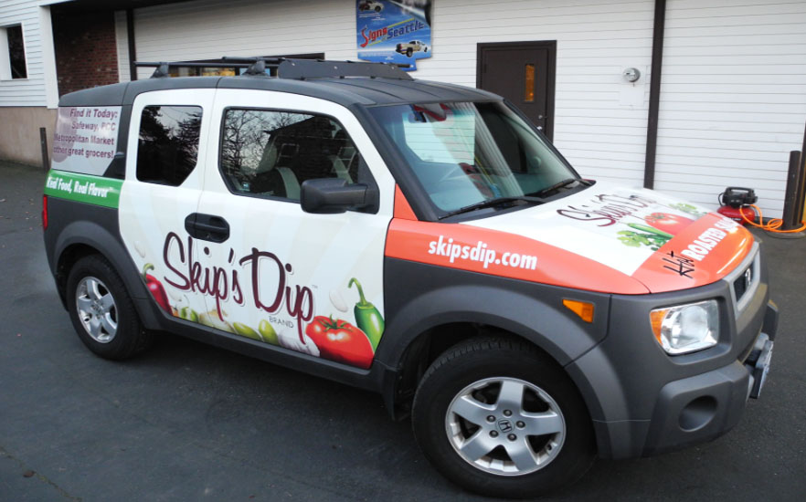 Scion Style Vehicle Graphics Wraps Vinyl Full Wraps