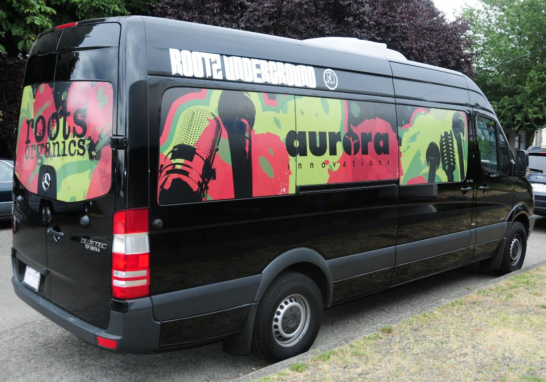 Cargo Van Graphics