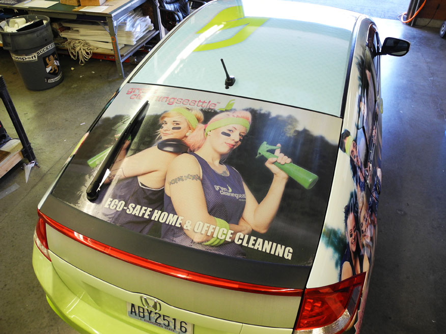 Auto Wraps: Custom Vinyl Graphics for any kind of Car