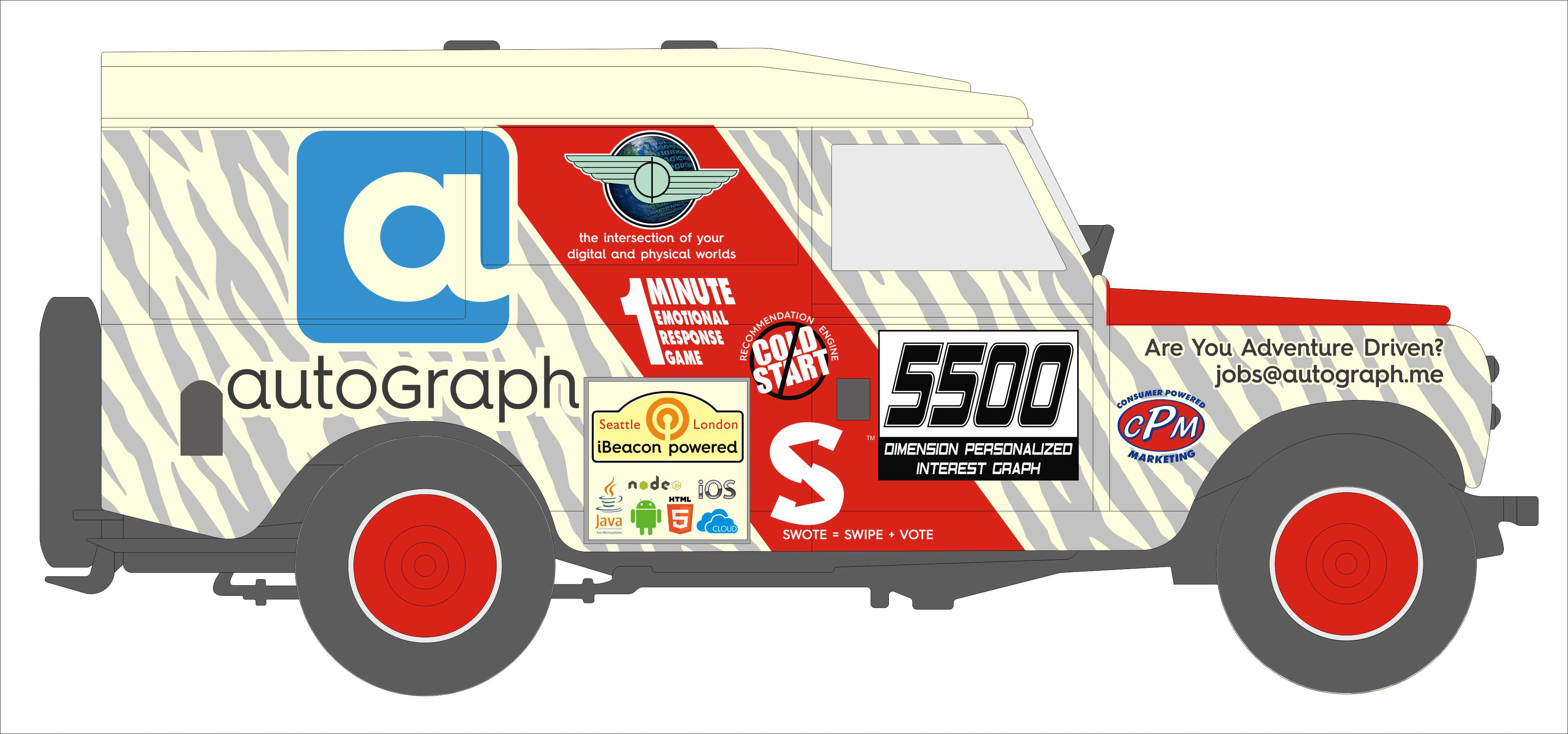 Truck Graphics Design