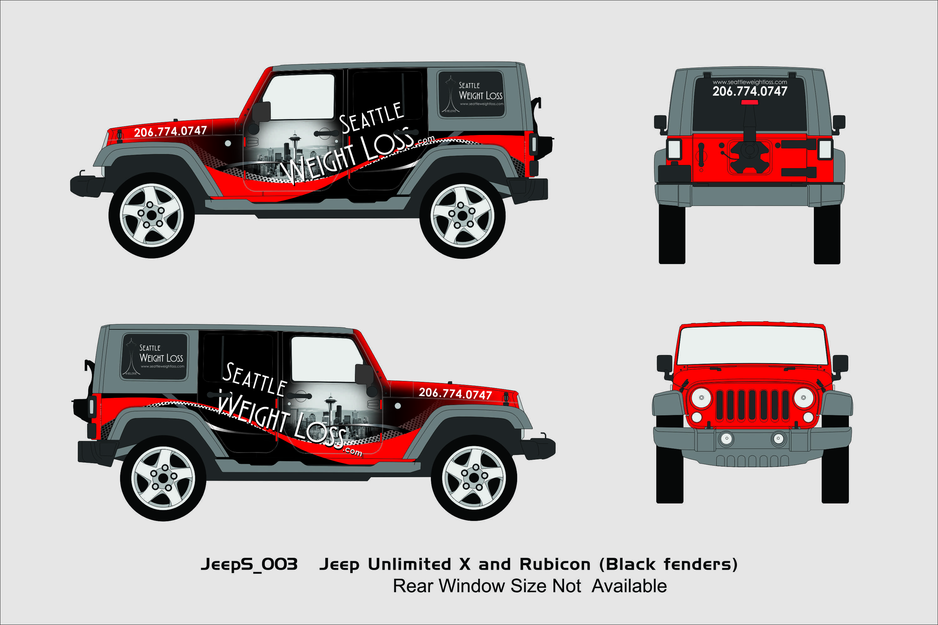 Vehicle Custom Graphic Design Signs Of Seattle - Auto graphics for car