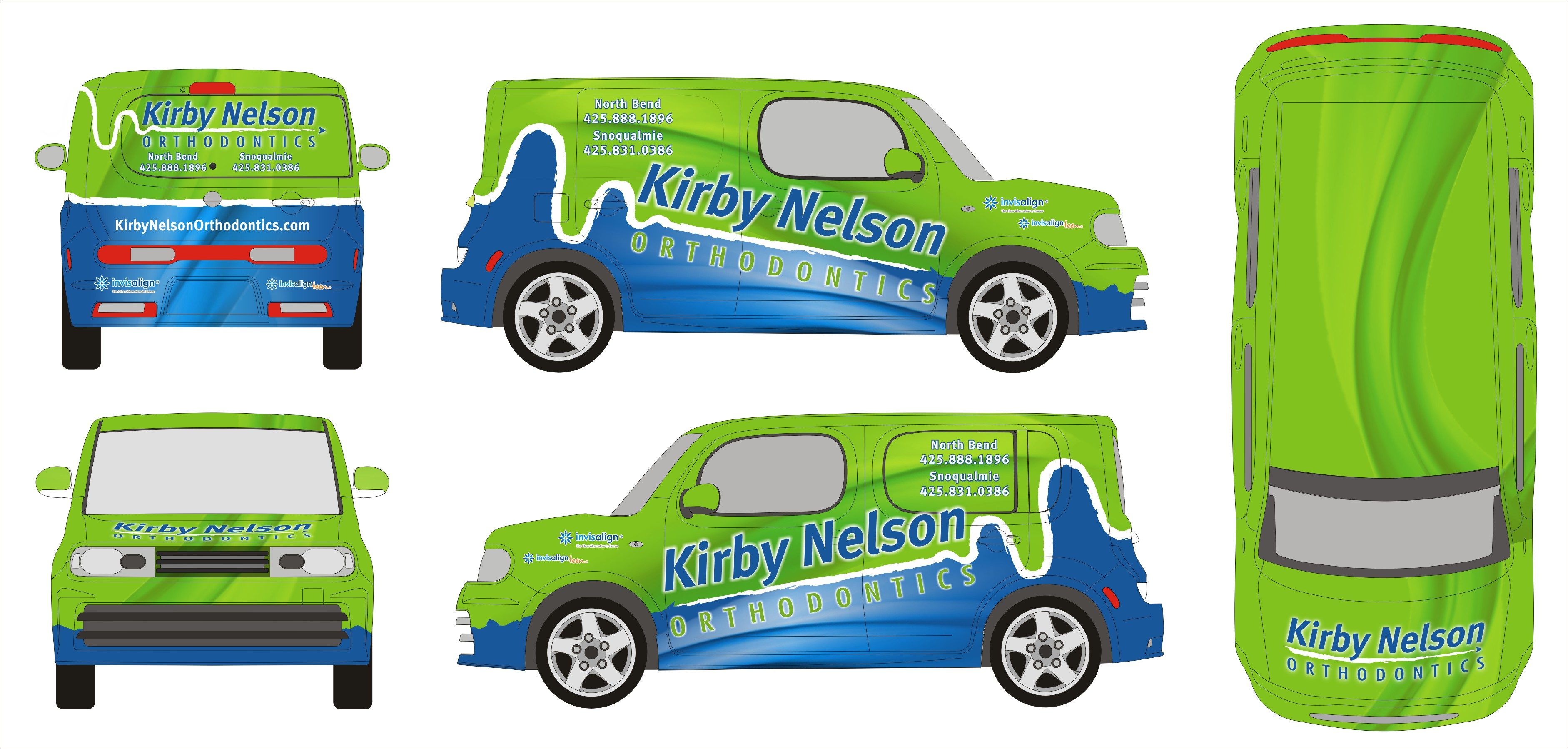 Car Wrap Design Seattle