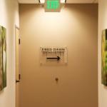 Office Acrylic Door Sign
