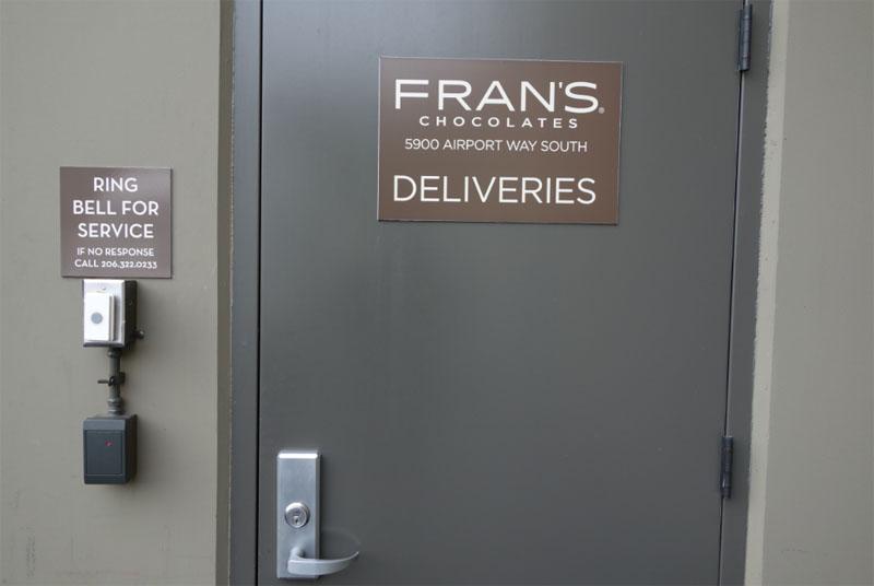 Door Signs Signs Of Seattle