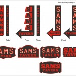 Business Sign Design