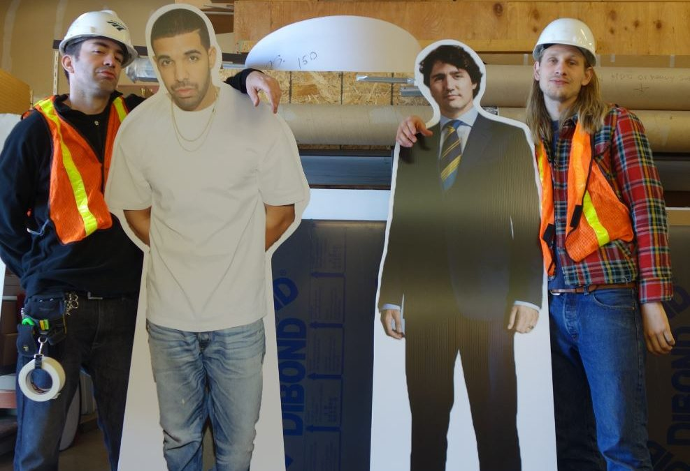 Life Size Cut-outs and Cut-ups
