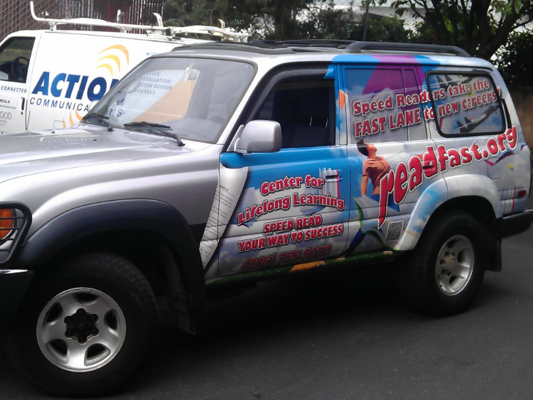 Custom Suv Graphics Custom Design All Vehicles