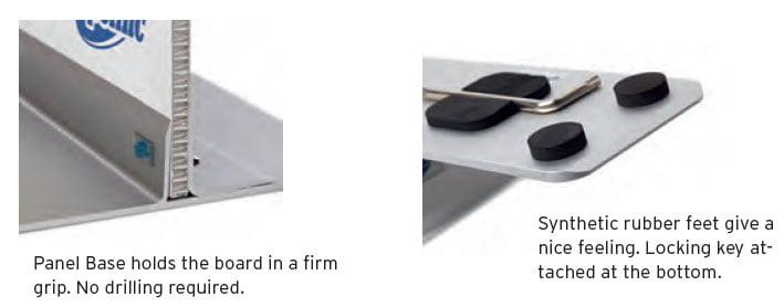 Flat Base Rigid Sign