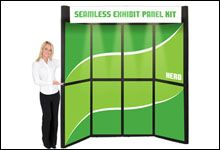 Hero Panel Display