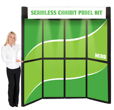 Folding Panel Display