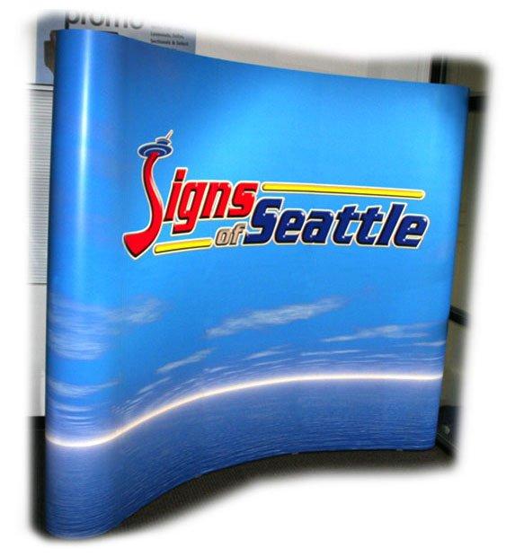 Popup Display Seattle