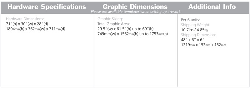 Banner Specifications