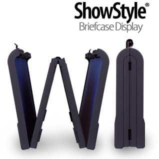 Briefcase Display