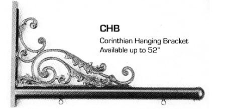Corinthian Hanging Bracket