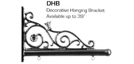 ecorative Hanging Bracket