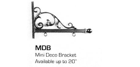 Mini Deco Bracket