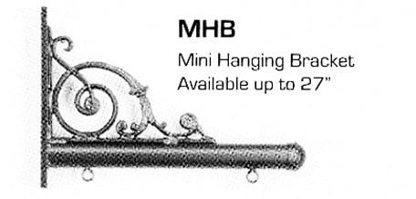 Mini Hanging Bracket