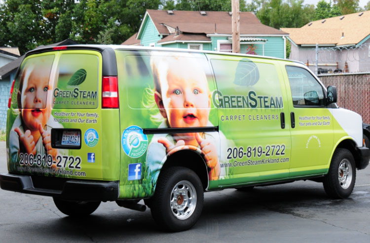 Van Custom Graphics