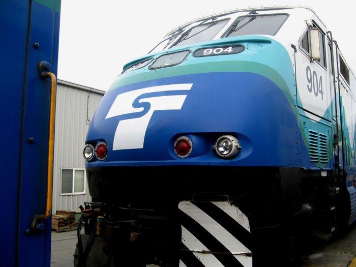Train Graphics