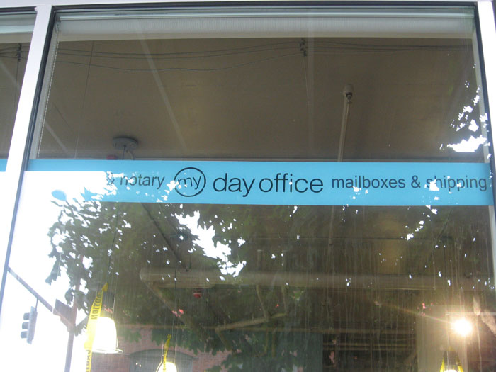 Sign Window Graphics