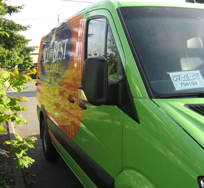 Sprinter Graphics