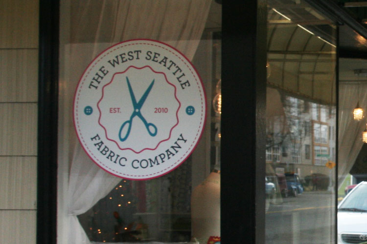 Store Window Decals