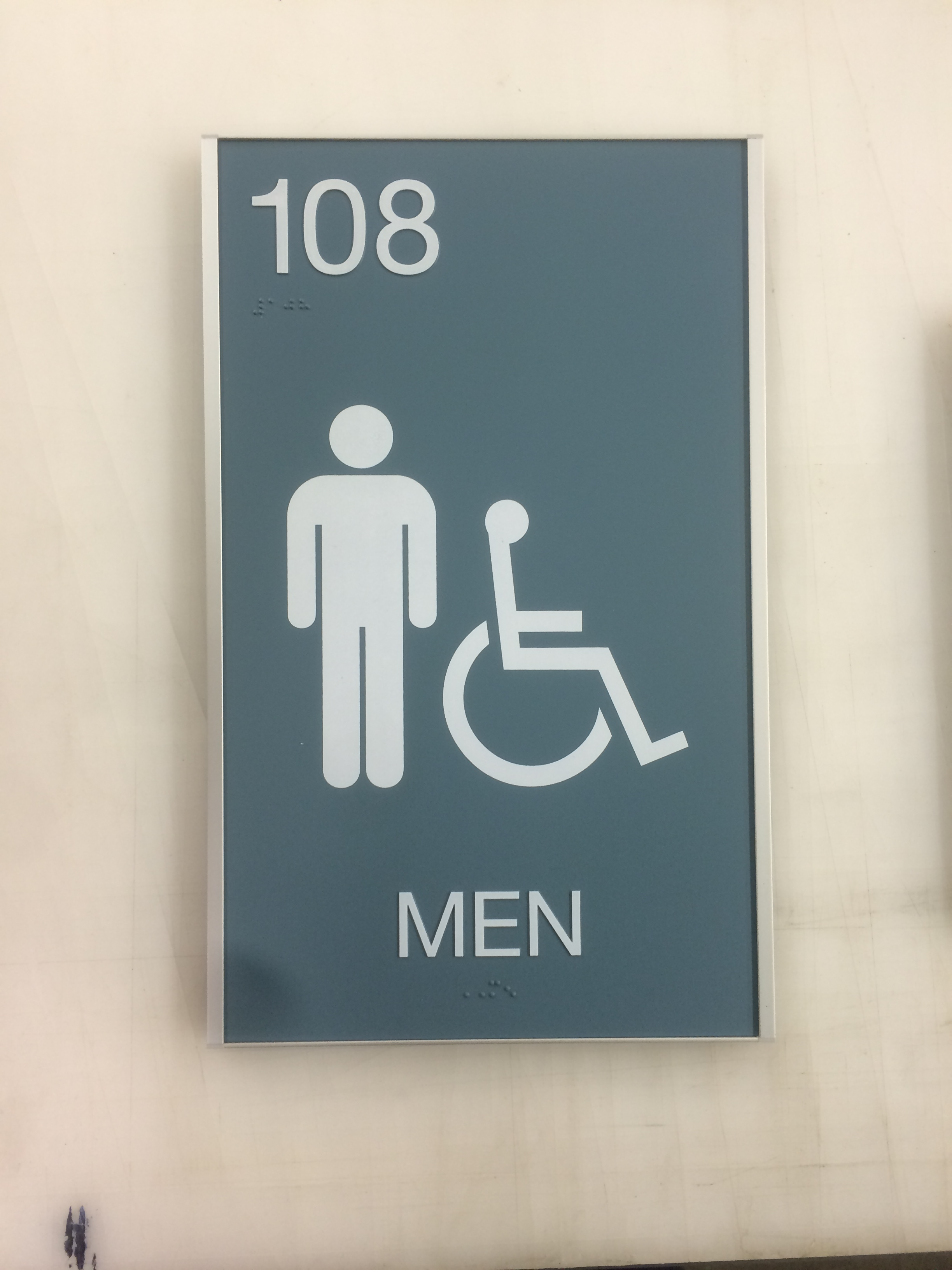 Braille Signs ADA