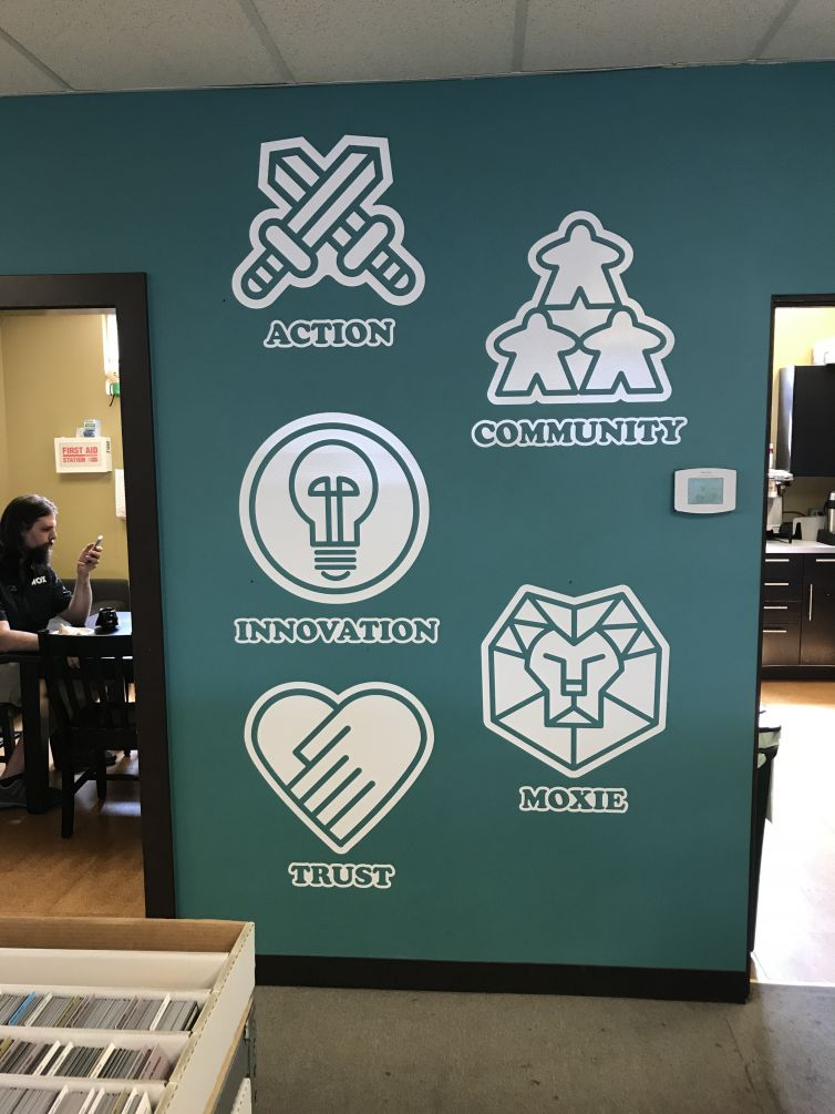Wall Graphic Decal