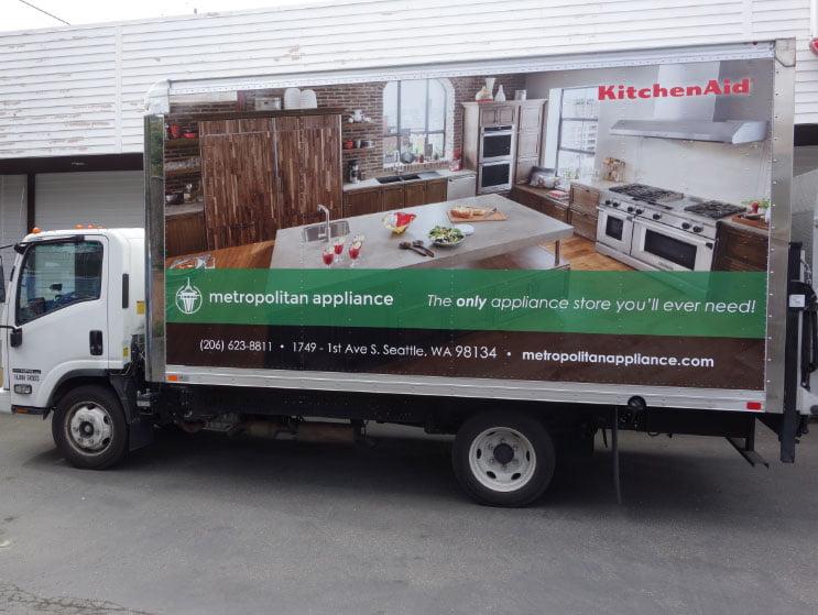 Box Truck Advertising