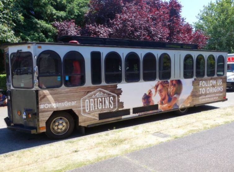 Bus Graphics and Wraps