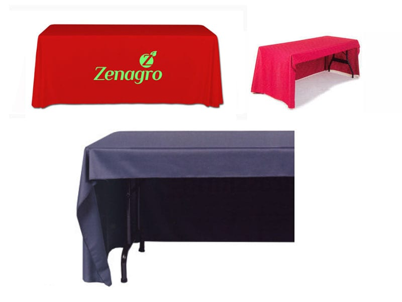 3-Sided Table Cover
