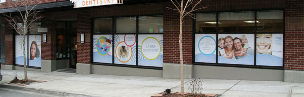 Perforated Window Graphics (known as Window Perf)